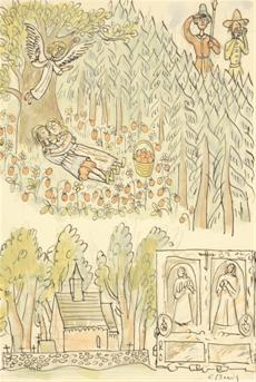 Ilustrace k pohádkám II.