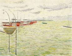 Lodě v Pireu
