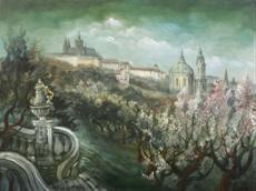 Praha romantická