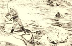 Na Surgubském jezeře