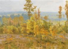 Podzim v Železnických horách
