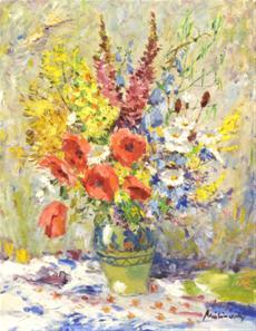 Polní kytice