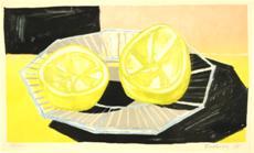 Zátiší s citronem