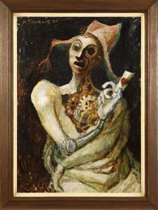 Klaun - Muž vysoké hry