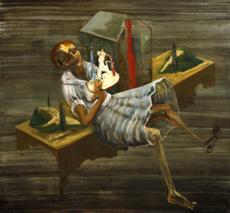 Dívka s loutkou