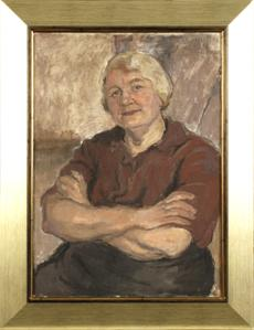 Portrét matky