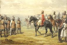 Sv. Václav na koni