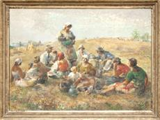 Svačina v polích