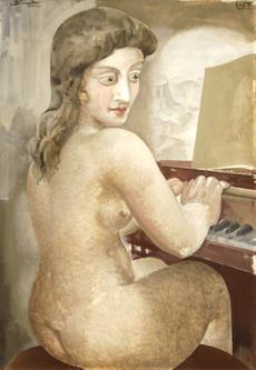 Klavíristka