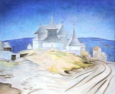 Kostel v Krásné Hoře