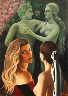 Tři Evy