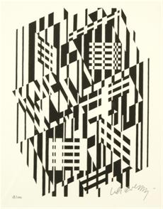Geometrická kompozice II