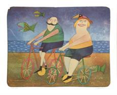 Holandští cyklisté