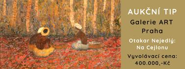Jedinečný obraz Otakara Nejedlého