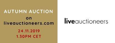 AUTUMN AUCTION ON LIVEAUCTIONEERS.COM