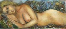 Ležící Venuše