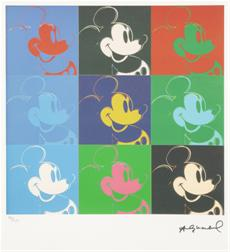 Mickey Mouse 86/100